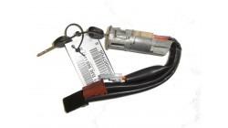 Contactslot + 2 deursloten (inclusief 2 sleutels) JDM