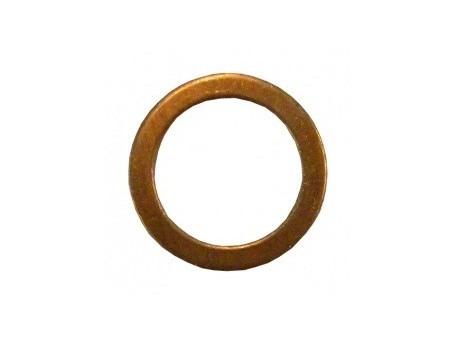 Koperring 14 mm diameter