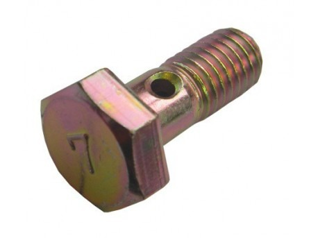 Banjobout 26 mm brandstofpomp Lombardini