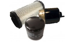 Filter Paket Lombardini 2 - Kleinstwagen MGO und M8