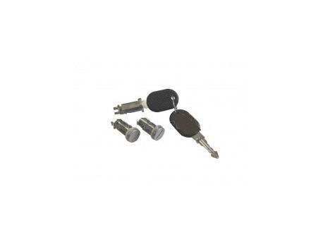 Ignition lock + 2 door locks (includes 2 keys) JDM