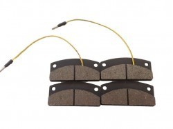 Brake pad set Microcar Virgo