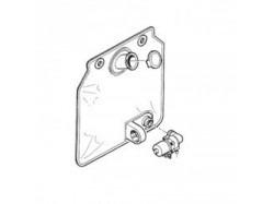 Ruitensproeierzak met motor Microcar Virgo