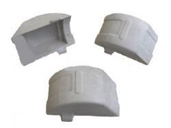 Gewichthouderset motor Kupplung Befestigung (je 3) neues Modell
