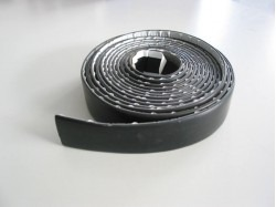 for, rear bumper, Door rubber Microcar Virgo