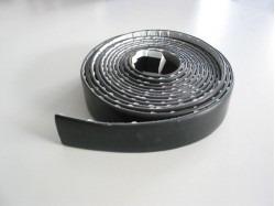 voor, achterbumper, Portier rubber Microcar Virgo