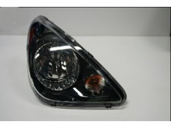 Headlight black right front Aixam 2010