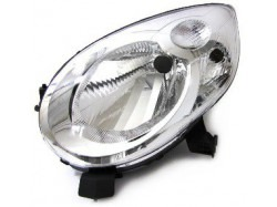 Headlight left Microcar M8