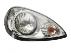 Headlight imitation right Microcar MGO Brommobiel