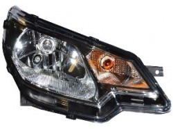 Headlight right Aixam 2013