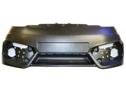Front bumper Aixam Coupe GTI 2013 ABS imitation