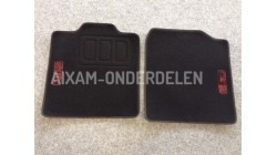 Floor mat set Aixam GTO
