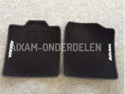 Floor mat set Aixam