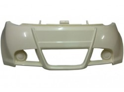 Front bumper JDM Roxsy Polyester imitation