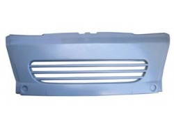 Front bumper JDM Abaca polyester imitation