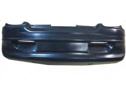 Front bumper Aixam 500.4 ABS imitation