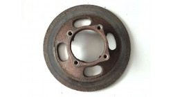Brake disc Aixam 210mm original