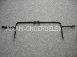 Chassis front bumper Aixam
