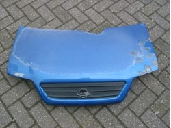 Bonnet (light damage) JDM Titane 2