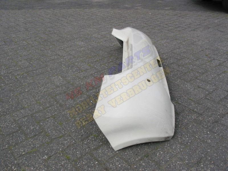 Rear Bumper Beige Damaged Bellier Jade
