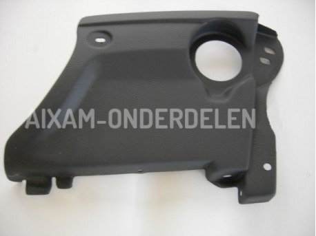 Spacer right front wing Aixam original