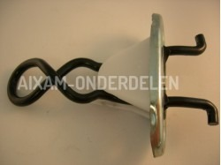 Door catch Aixam 2005 t/m 2013 original