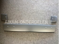 Attachment, rear bumper Aixam 2005 t/m 2008 original