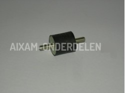 Radiator ophangrubber Aixam 1997 t/m 2010