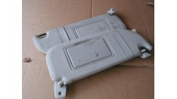 Zonneklep set Microcar MGO