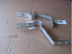 Hinges on rear door, Microcar MGO