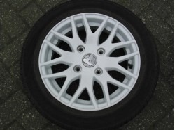 Rims set of Aixam 2010