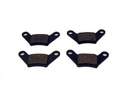 Brake pad set rear Casalini