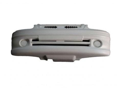 Front bumper Microcar Virgo 2 polyester imitation