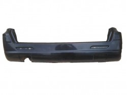 Achterbumper Microcar MGO 1e model ABS imitatie