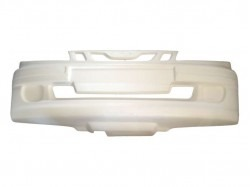 Front bumper Microcar Virgo 3 polyester imitation