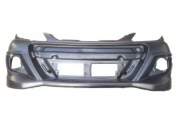 Front bumper Aixam GTO / Coupe 2010 ABS imitation
