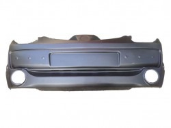Front bumper Aixam 721 / 741/ Scouty 2005 / Crossline 2005 ABS imitation