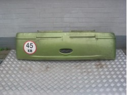 Rear bumper JDM Titane green