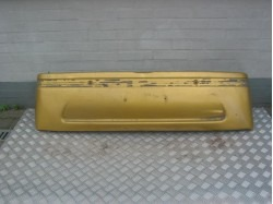 Stoßstange hinten JDM Titane gelb