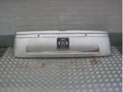 Rear bumper JDM Titane white used