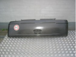 Rear bumper JDM Titane black
