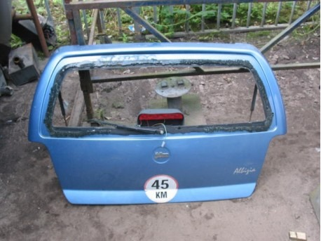 Rear door JDM Albizia