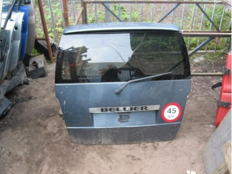 Rear Door Bellier Opale