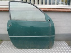 Door right green Ligier Ambra