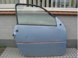 Door right blue Ligier Ambra