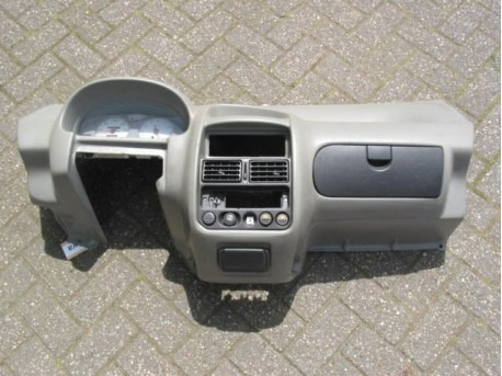 Dashboard Ligier Nova
