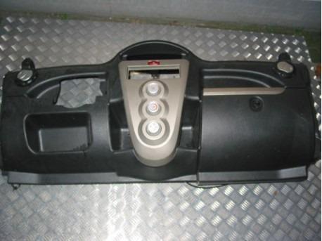 Dashboard Microcar MGO