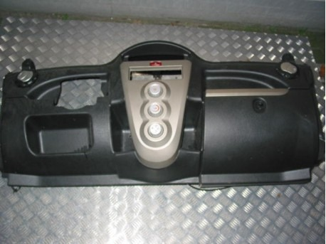 Dashboard, Microcar MGO