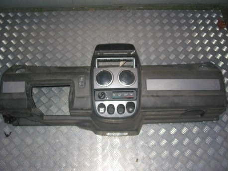Dashboard Ligier X-Too