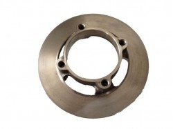 Brake disc, Microcar Virgo front imitation